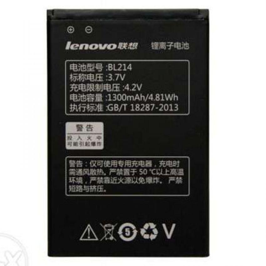 АКБ Lenovo BL214 A208t/ A218t/ A269/ A305E/ A316 (1300 mAh) or
