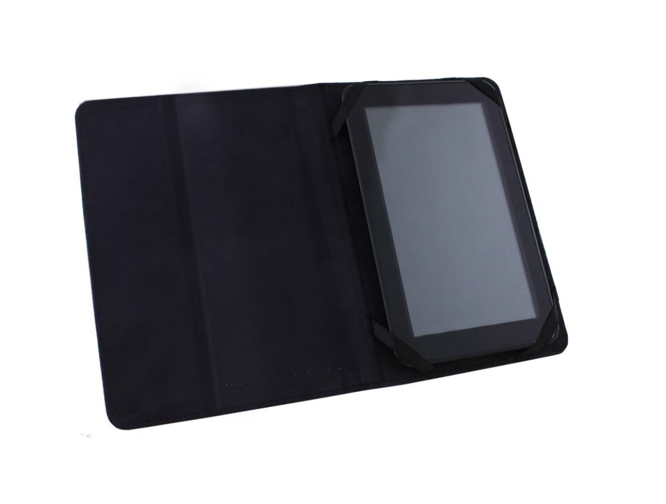 Сумка книжка универсальная для планшетов Ultra 7 дюймов Black