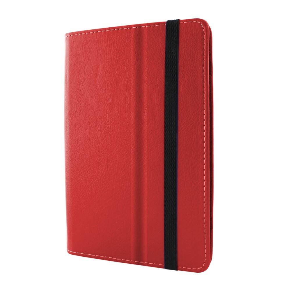 Сумка книжка универсальная для планшетов Ultra 8 дюймов Red