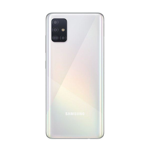 Samsung Galaxy A51 2020 SM-A515F 6/128GB White (SM-A515FZWWSEK)