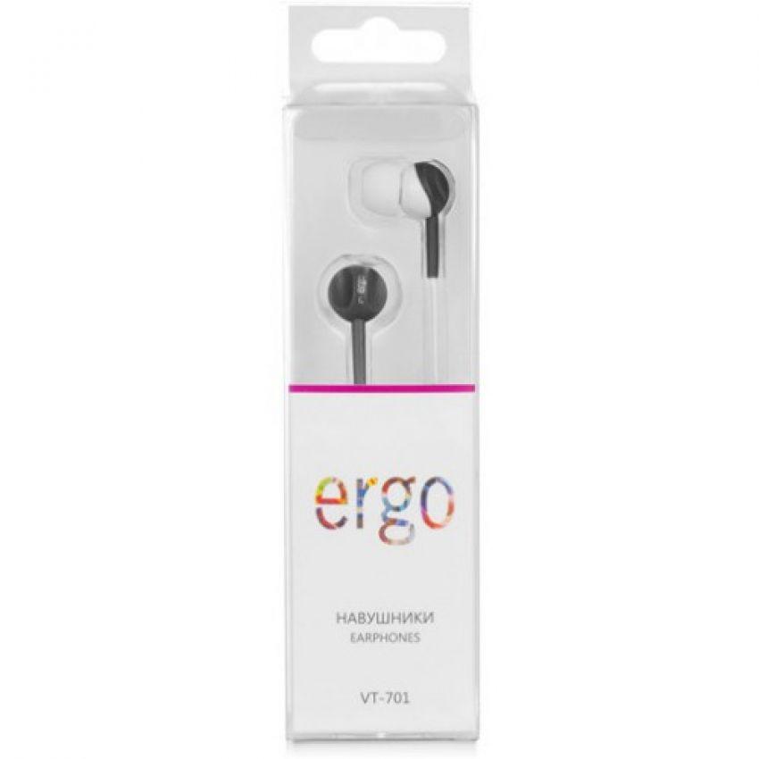 Наушники ERGO Ear VT-701 Black