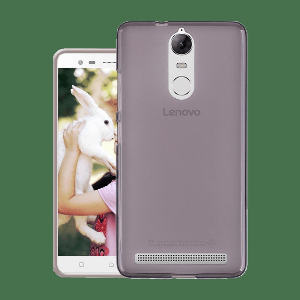 Original Silicon Case Lenovo A5000 Black