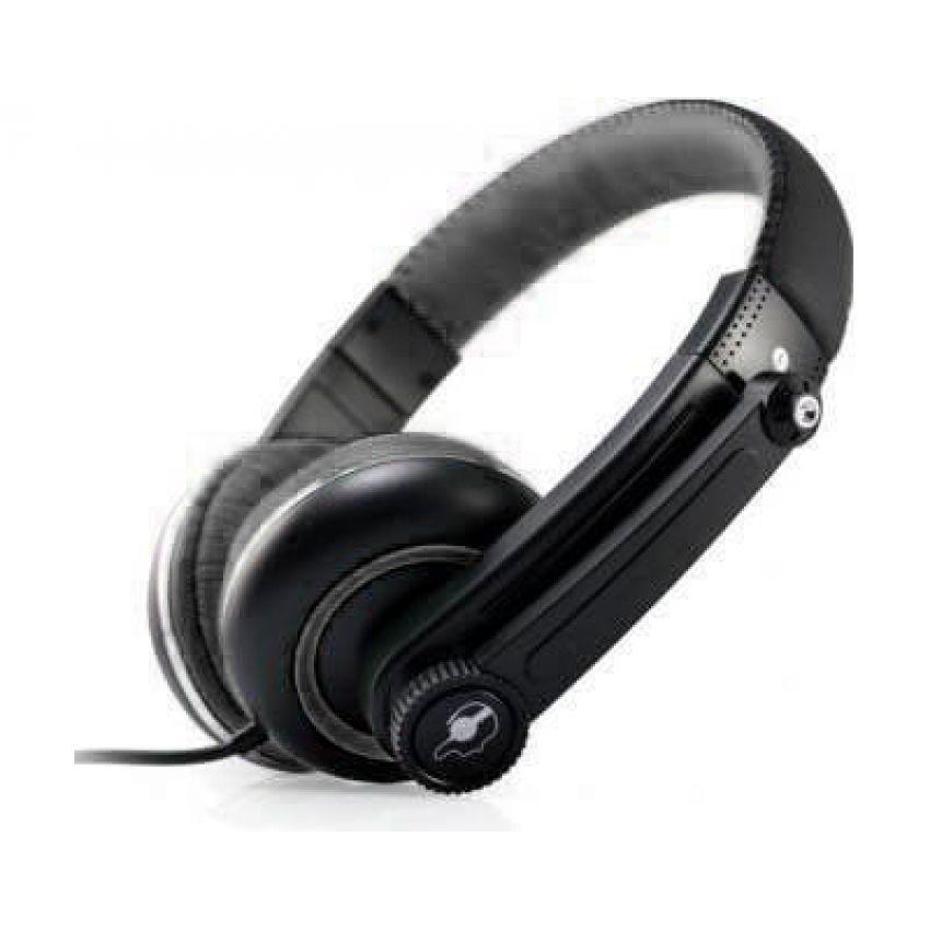 Наушники ERGO Ear VM-280 + mic Black