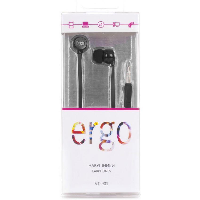 Наушники ERGO Ear VT-901 Black
