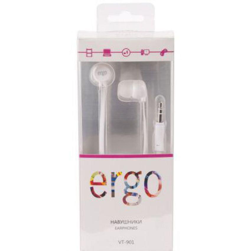 Наушники ERGO Ear VT-901 White