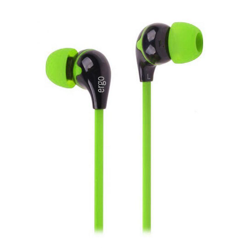 Наушники ERGO Ear VT-101 Green