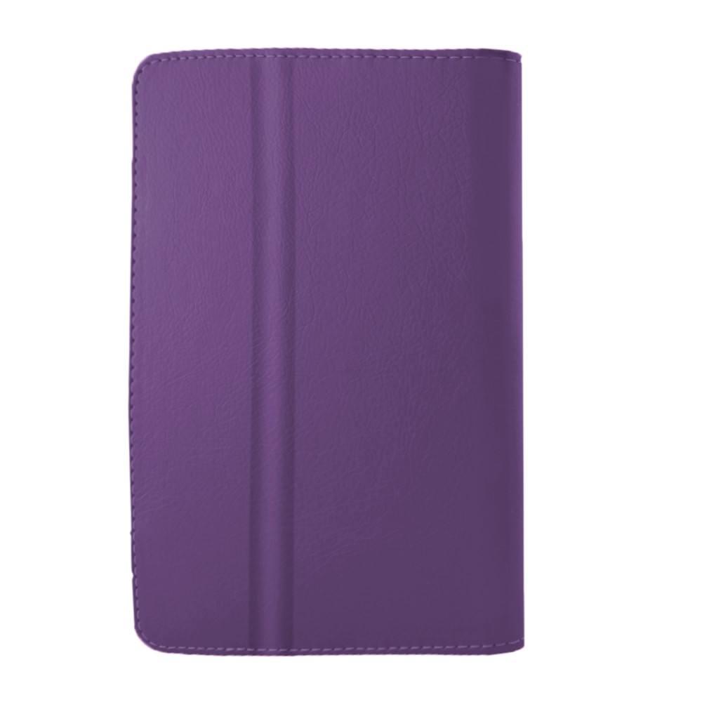 Сумка книжка универсальная для планшетов Ultra 7 дюймов Purple