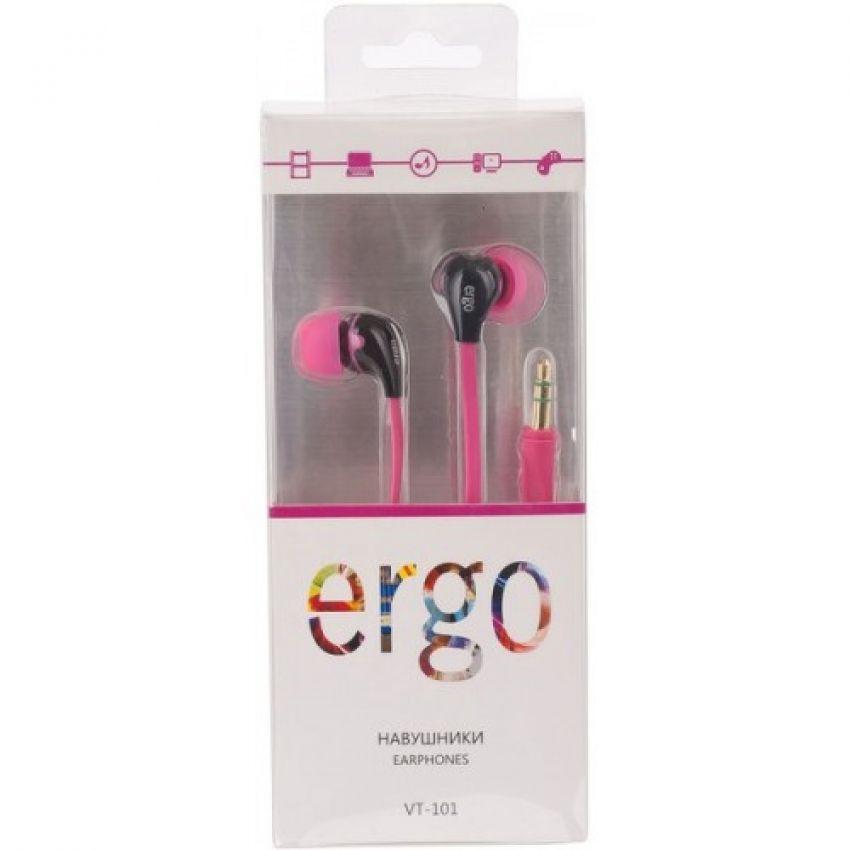 Наушники ERGO Ear VT-101 Pink