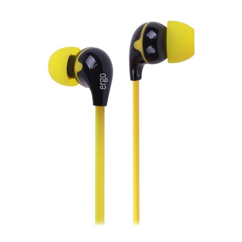 Наушники ERGO Ear VT-101 Yellow