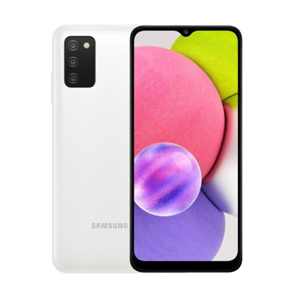 Samsung Galaxy A03S SM-A037F 4/64GB White (SM-A037FZWGSEK)