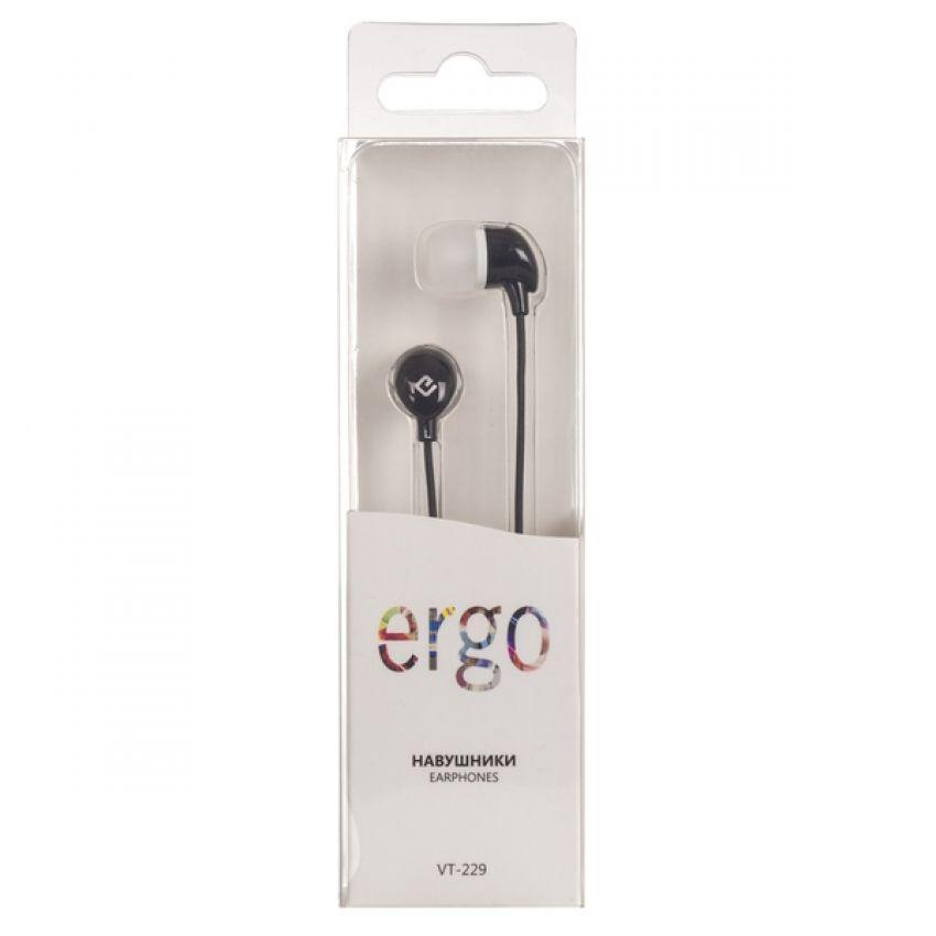Наушники ERGO Ear VT-229 Black