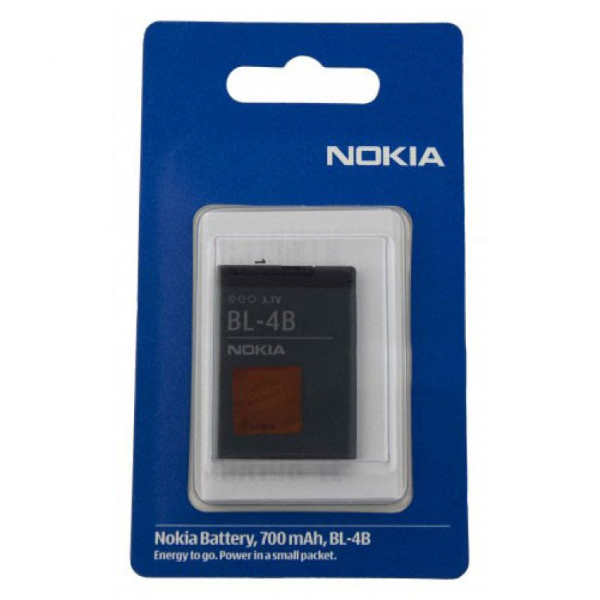 АКБ Nokia BL-4B (2630/2760/5000d/6111/7373/7500/N76) or