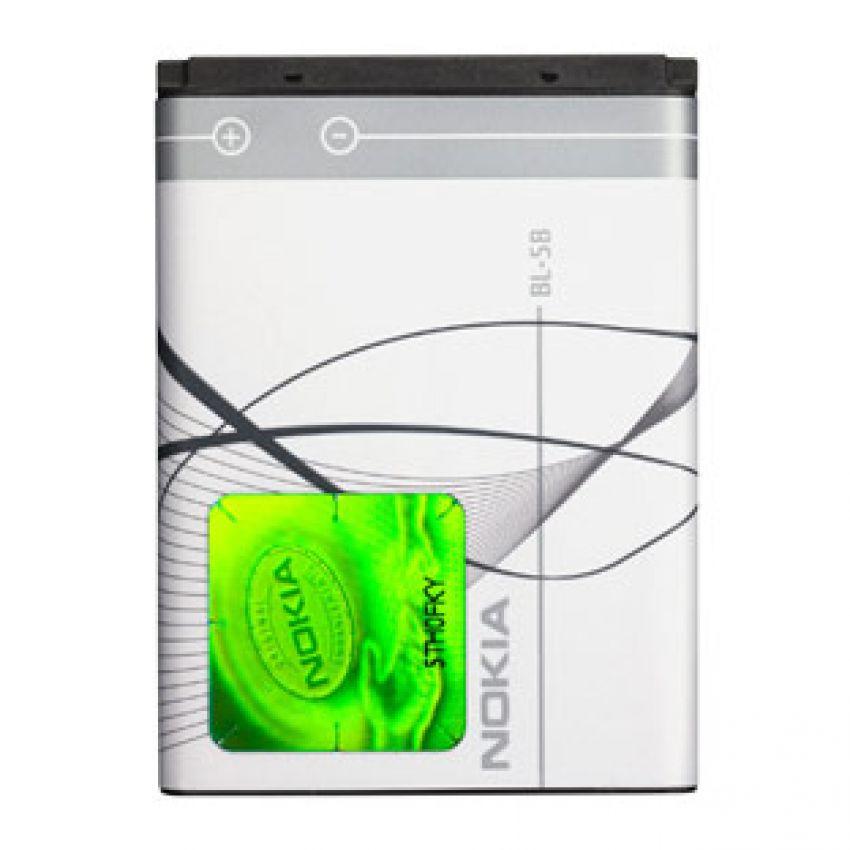 АКБ Nokia BL-5B (3220/5200/5300/6021/6070/6120c) or