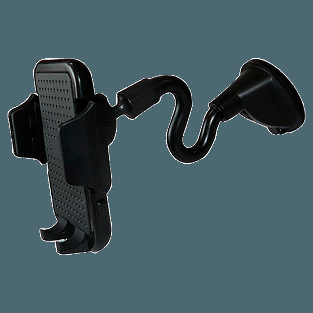 Автодержатель для телефона ZYZ-0136 Black (длинная ножка)