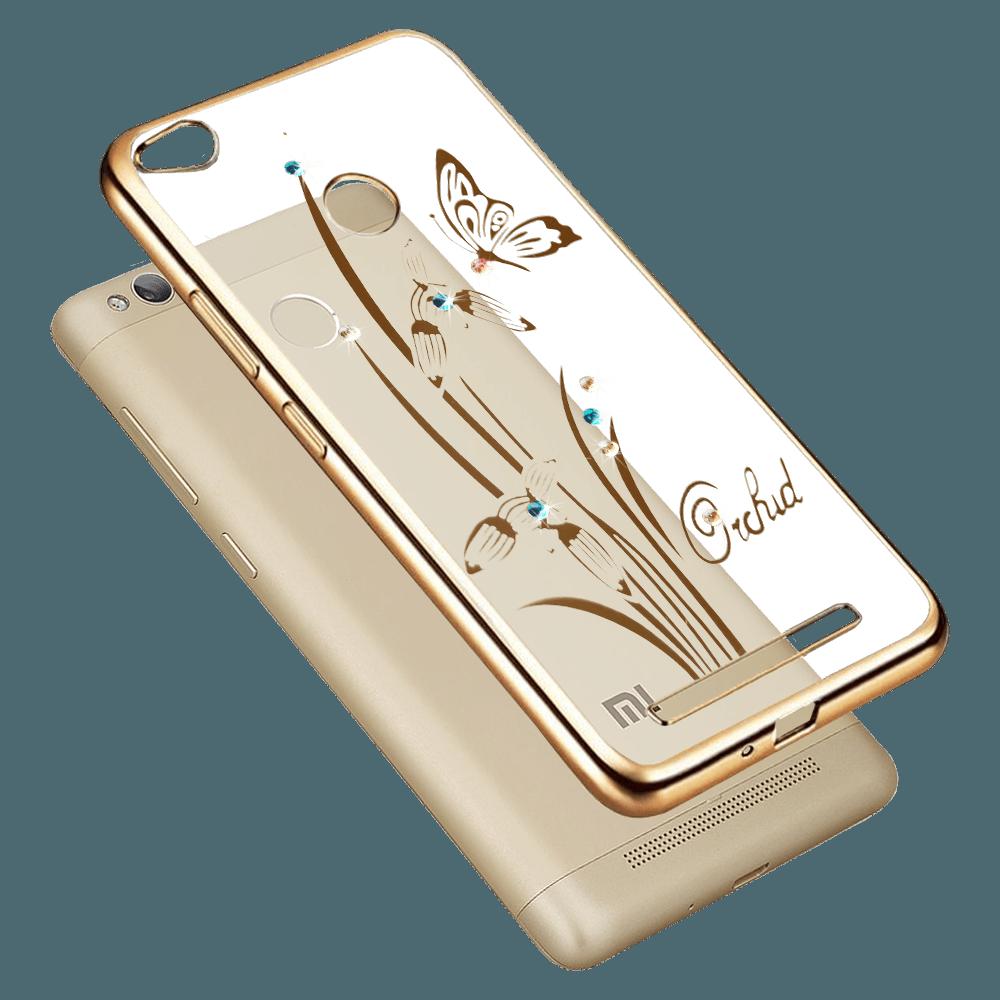 Beckberg Breathe Seria для Xiaomi Redmi Note 3 Orchid