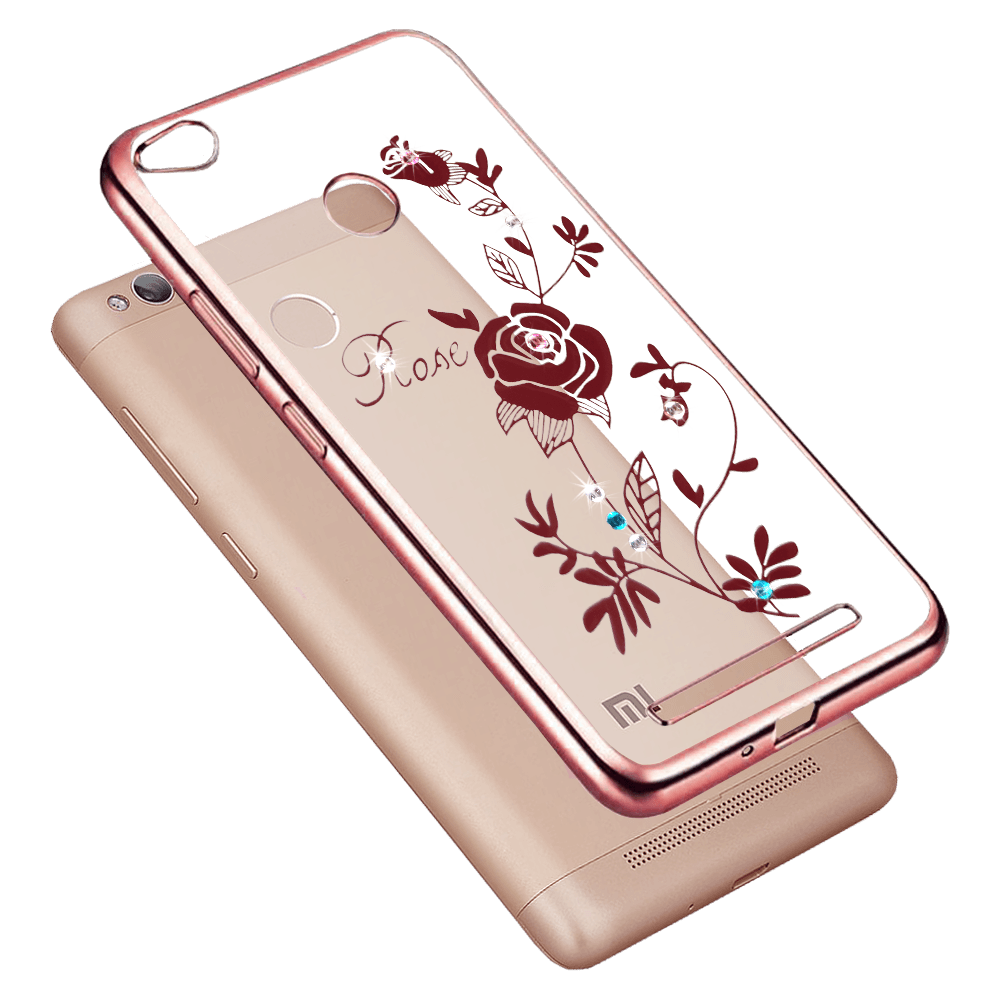 Beckberg Breathe Seria для Xiaomi Redmi Note 3 Rose