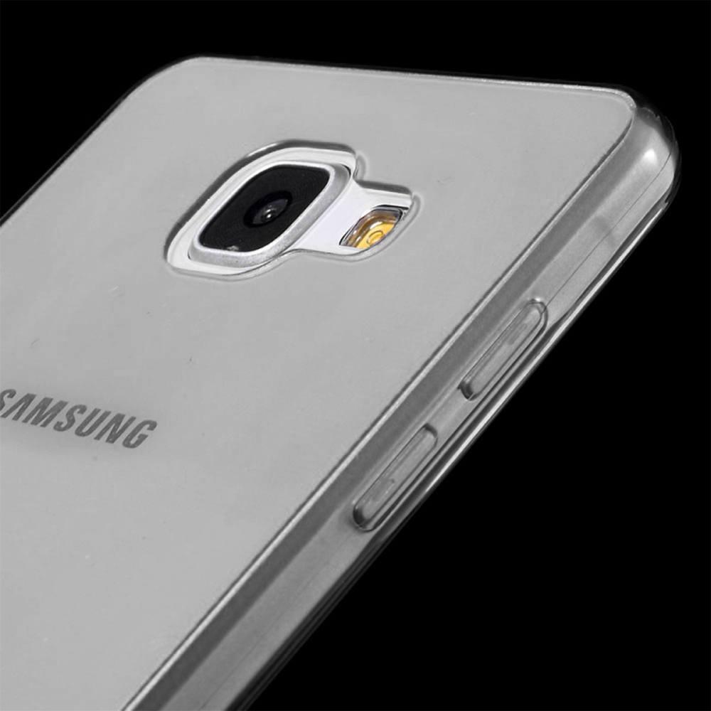 Original Silicon Case Samsung A7-2017/A720 Black