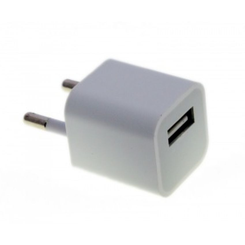 СЗУ USB Adapter Кубик (3G) 500 mAh
