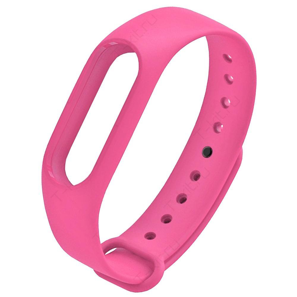 Ремешок для браслета Xiaomi Mi Band 2 Original Pink