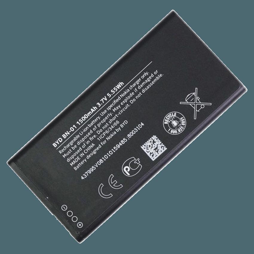 АКБ Nokia BN01 (Nokia X/Lumia 640) 100% or
