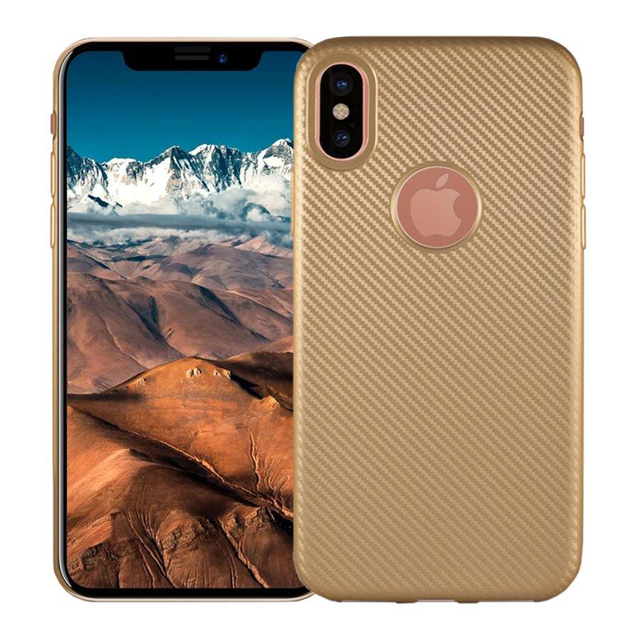 Чехол Ace Case для iPhone X Gold