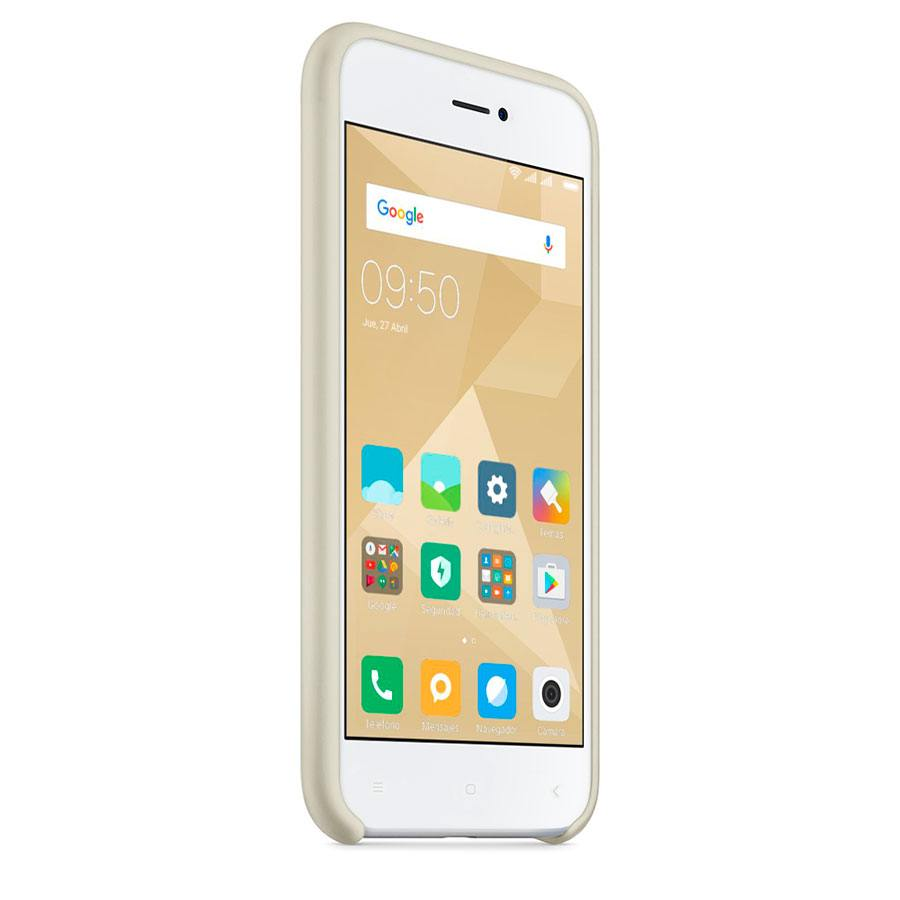 Чехол Original Soft Touch Case for Xiaomi Redmi 4x White