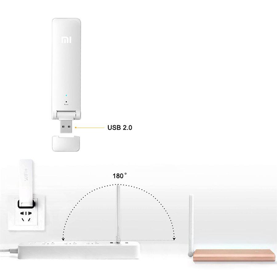 Повторитель Xiaomi Mi WiFi Amplifier 2 (DVB4144CN/DVB4155CN)