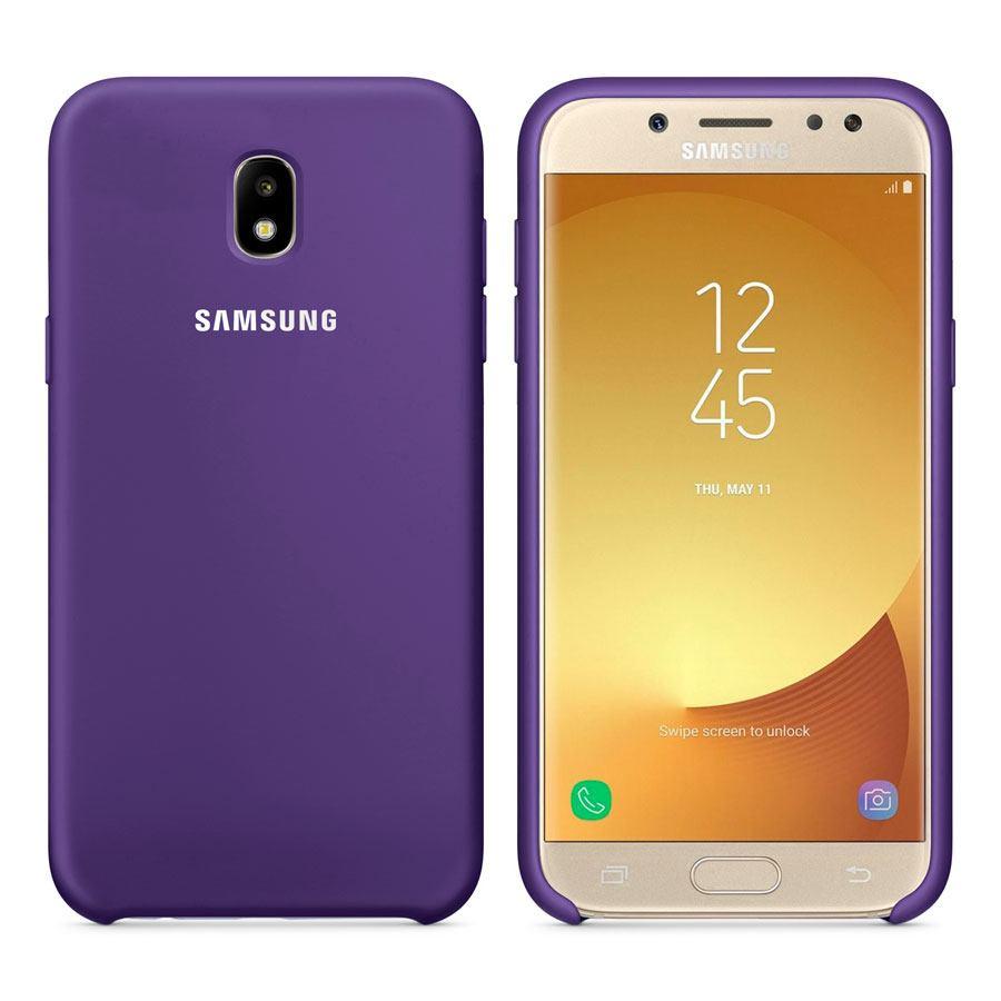Чехол Original Soft Touch Case for Samsung J3-2017/J330 Violet