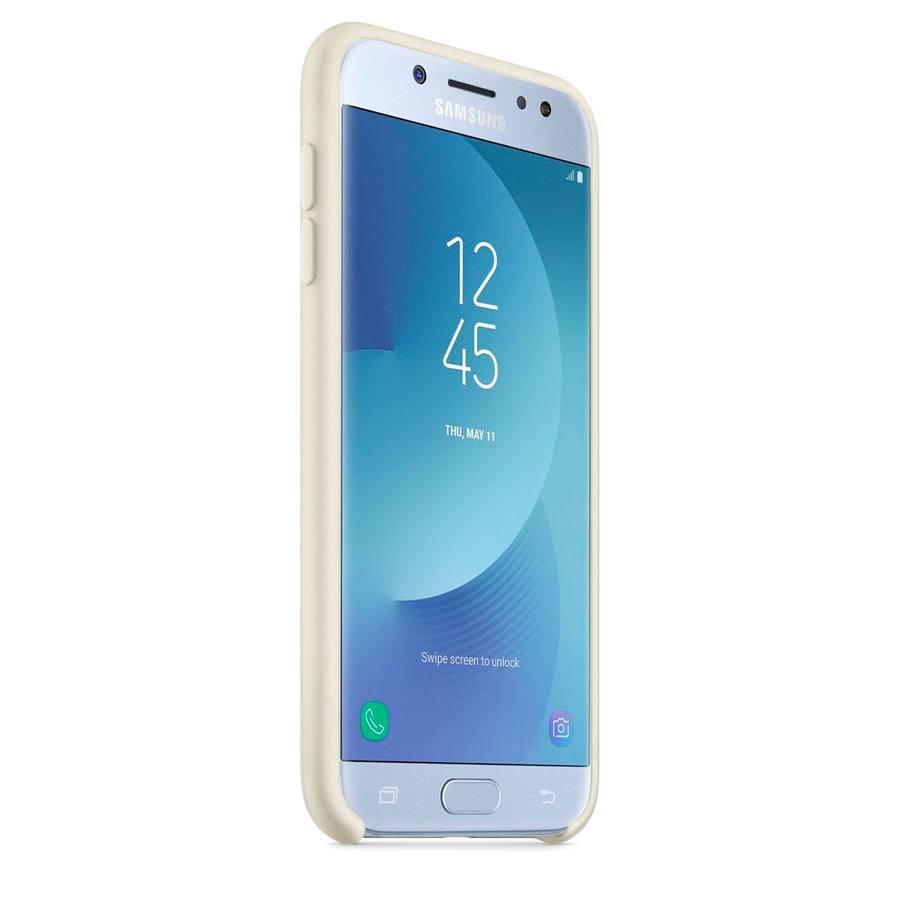 Чехол Original Soft Touch Case for Samsung J5-2017/J530 White