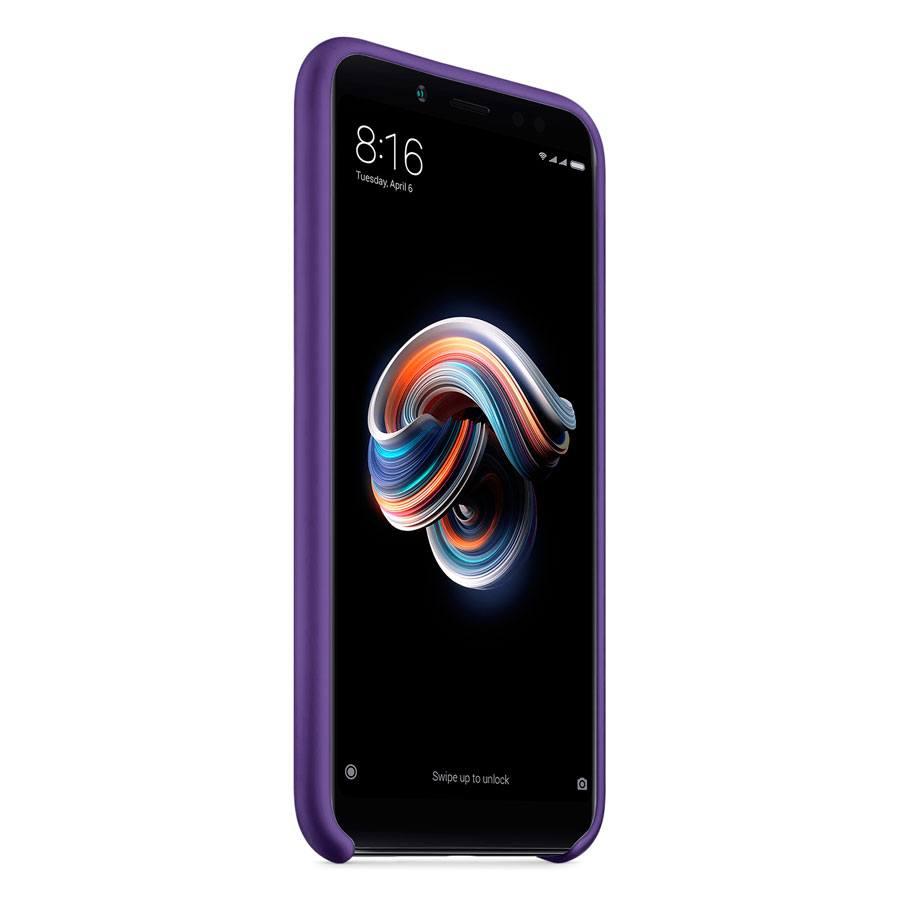 Чехол Original Soft Touch Case for Xiaomi Redmi Note 5a Pro/5a Prime Violet