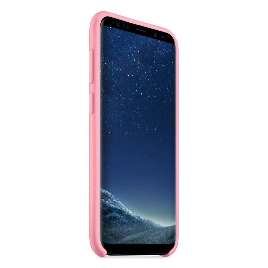 Чехол Original Soft Touch Case for Samsung S8 Plus/G955 Light Pink
