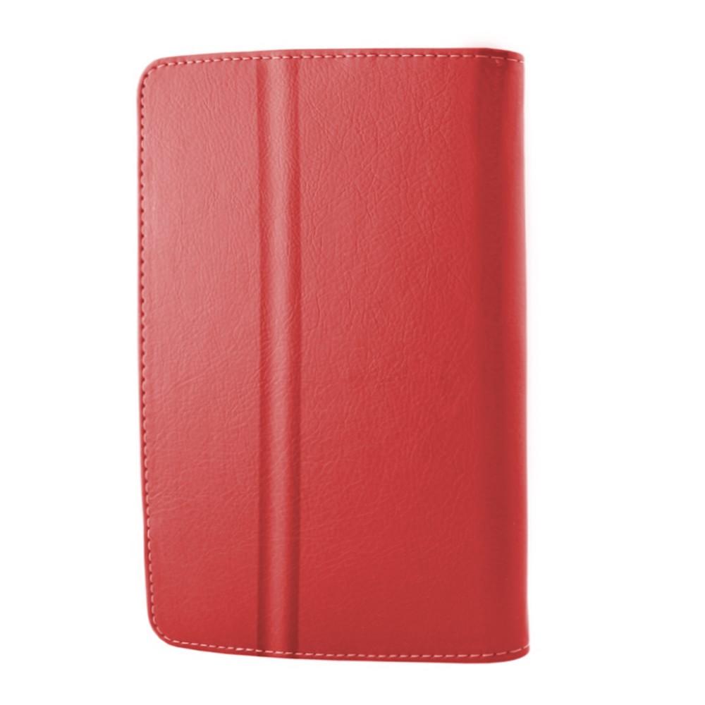 Сумка книжка универсальная для планшетов Ultra 9.0 дюймов Red