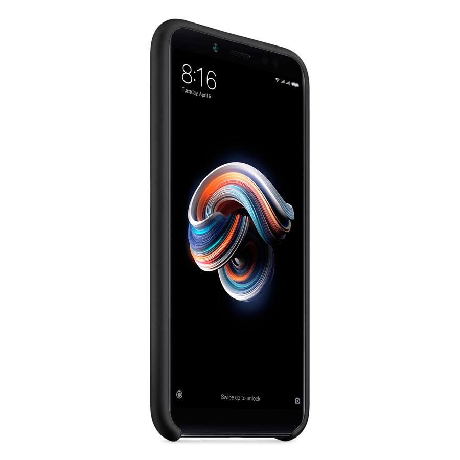 Чехол Original Soft Touch Case for Xiaomi Redmi 5  Plus Black