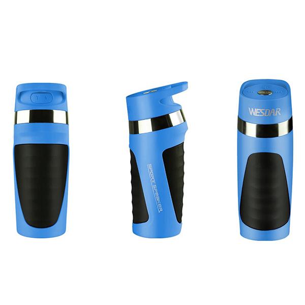 Портативная Bluetooth колонка Wesdar K5 Blue