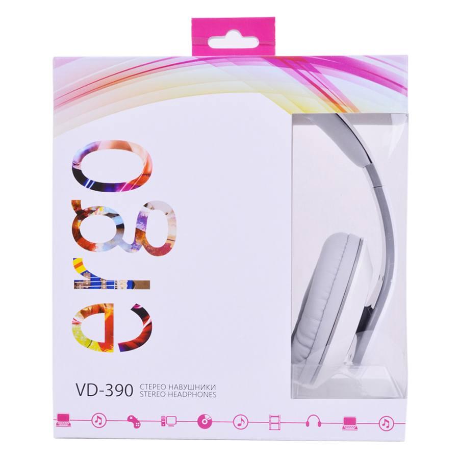 Наушники ERGO Ear VD-390 Grey