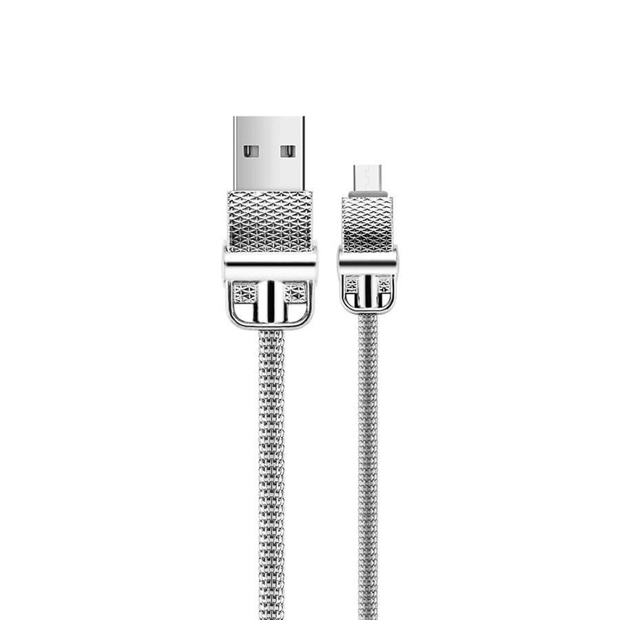 Кабель Joyroom Jess S-M336 Micro USB 1m Silver