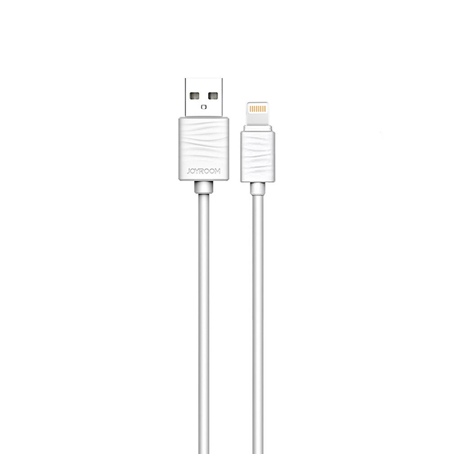 Кабель Joyroom Fast JR-S118 Lightning 1m White