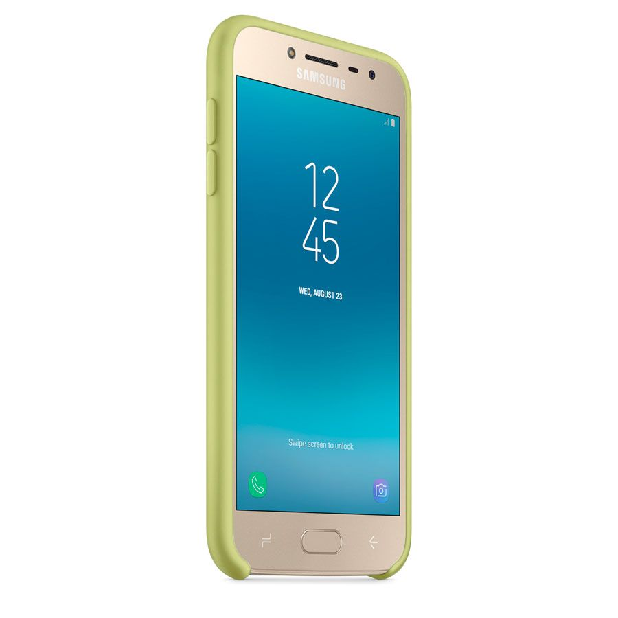 Чехол Original Soft Touch Case for Samsung J4-2018/J400 Turquoise