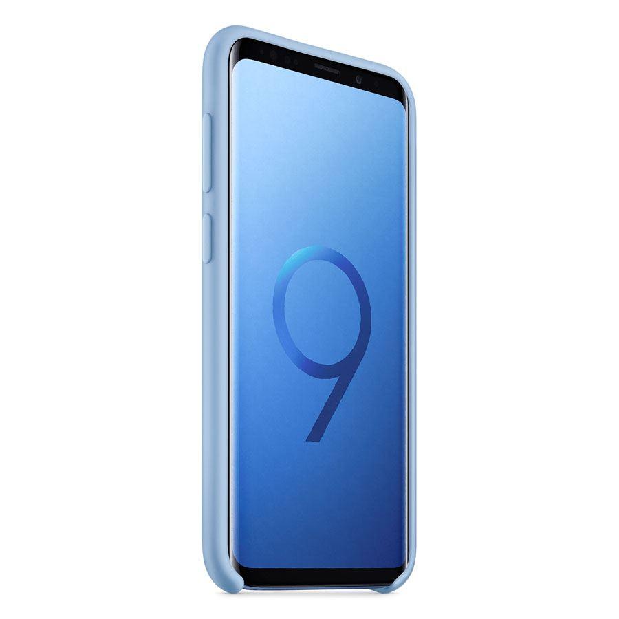 Чехол Original Soft Touch Case for Samsung S9 Plus/G965 Sky Blue