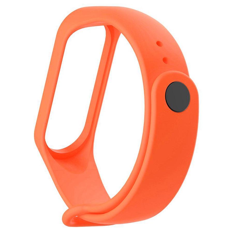 Ремешок для браслета Xiaomi Mi Band 3/4 Original Orange