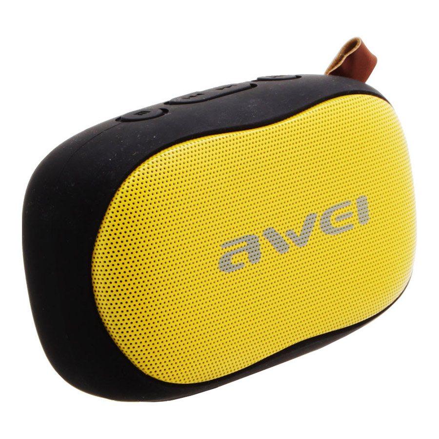 Портативная Bluetooth колонка Awei Y900 Black/Yellow