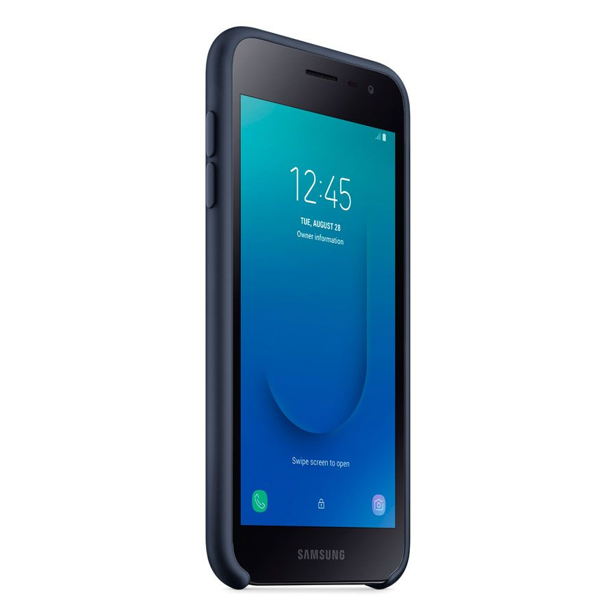 Чехол Original Soft Touch Case for Samsung J2 Core 2018/J260 Midnight Blue