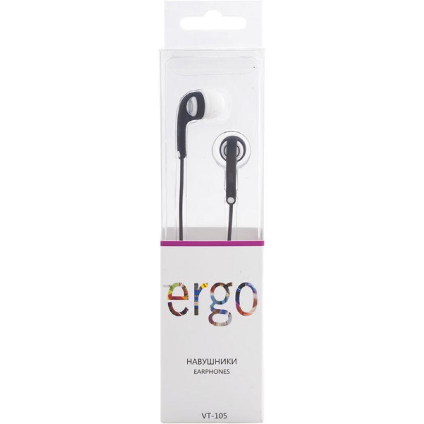 Наушники ERGO Ear VT-105 White
