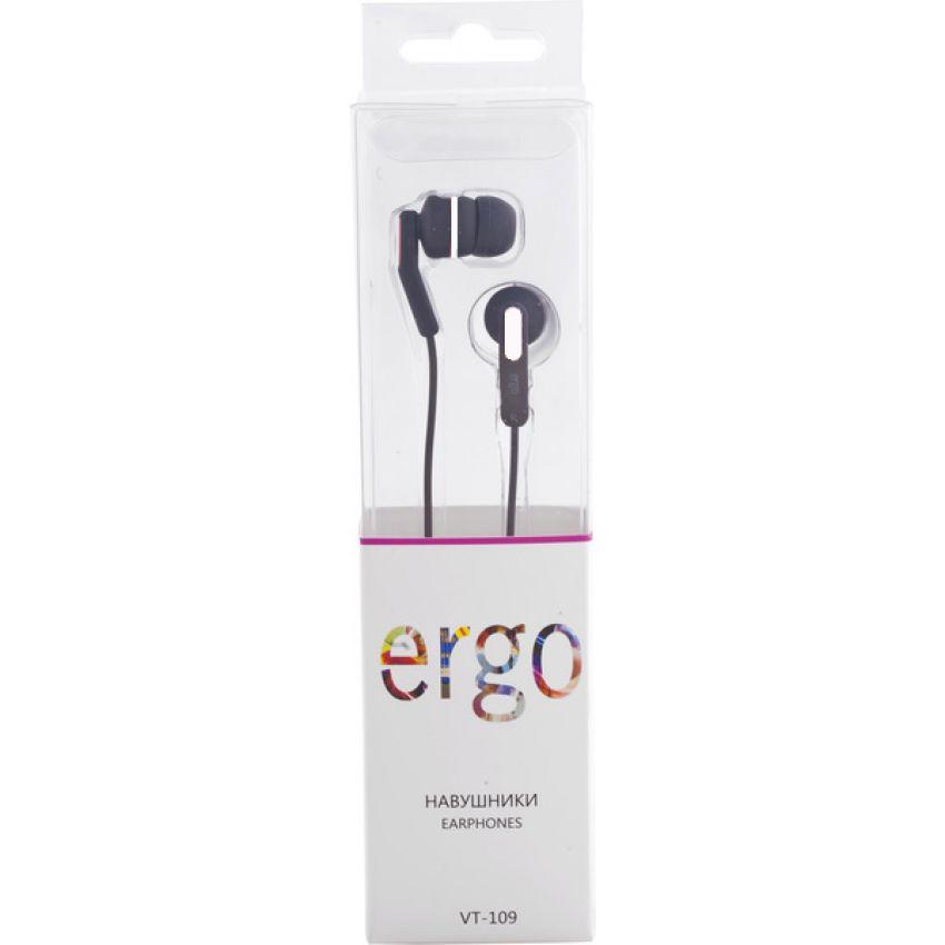 Наушники ERGO Ear VT-109 Red