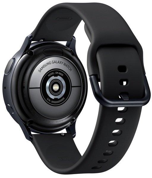 Samsung Galaxy Watch Active 2 Aluminiuml 40mm Black (R830)