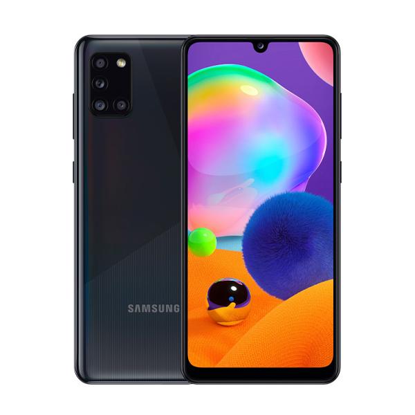 Samsung Galaxy A31 SM-A315F 4/128GB Black (SM-A315FZKVSEK)