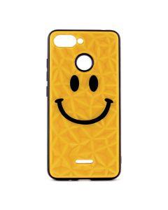 Чехол накладка Crazy Prism для Xiaomi Redmi 6 Smile
