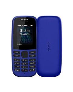 NOKIA 105 DS 2019 Blue (16KIGL01A01)