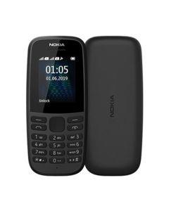 NOKIA 105 DS 2019 Black (16KIGB01A01)