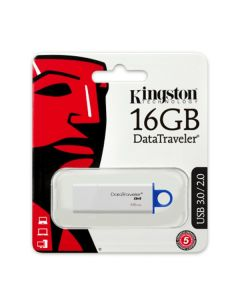 Флешка Kingston 16Gb DataTraveler IG4 USB 3.0